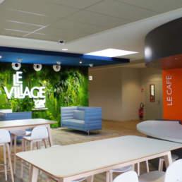 Reserver une salle - La place du Village by CA Côtes d'Armor