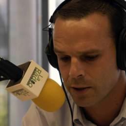 Jean-Philippe Le Goff - Passage radio
