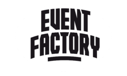 Logo startup Event Factory_