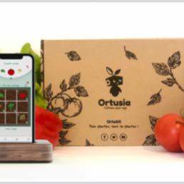 La start-up Ortusia lance de nouveaux kits potagers et cherche des fonds pour pousser